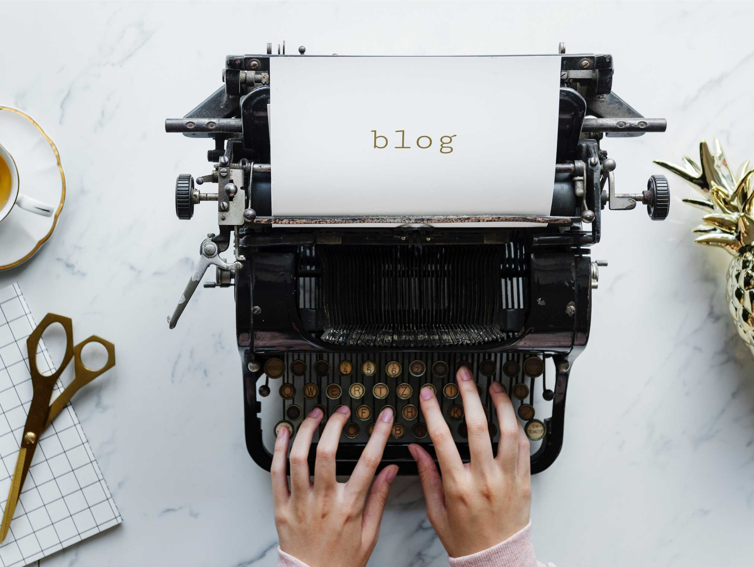 5 Mistakes Great Bloggers  Never Make.